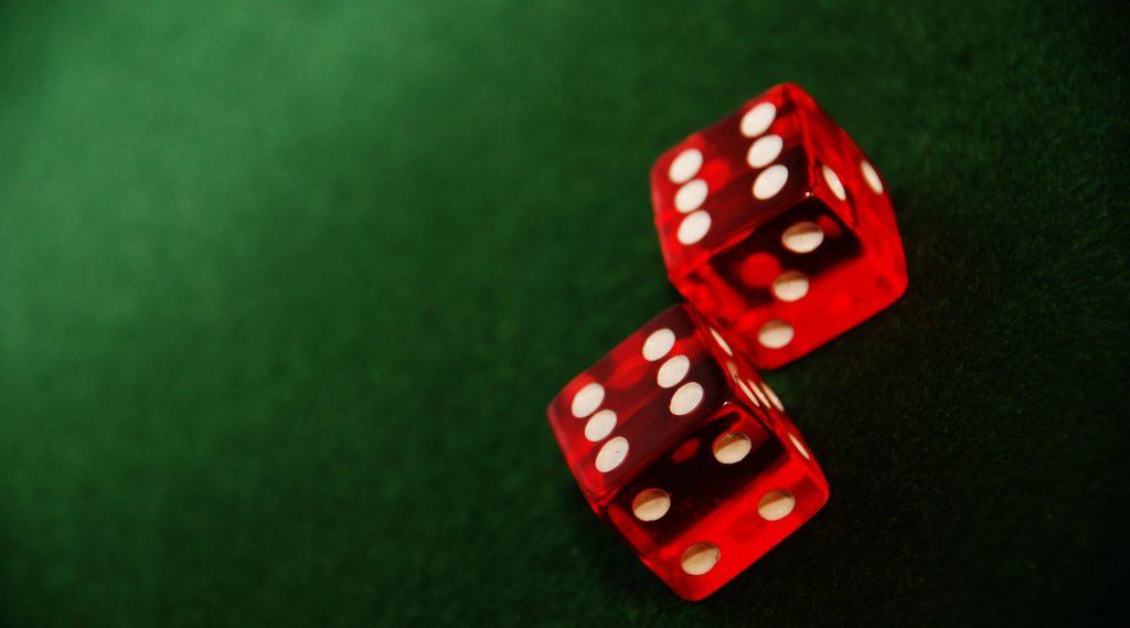 Luxor Casino Table Games Crap Table Dice