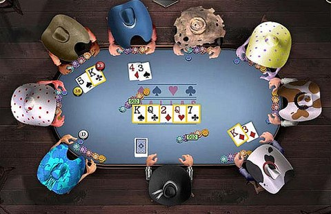 poker game lovers