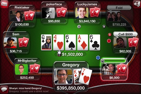 adventurous online poker games