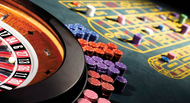 Play Slots Games At Online Casino