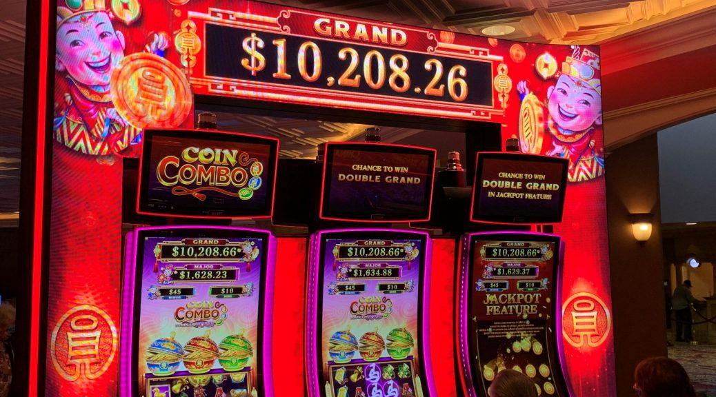 o slot machine games